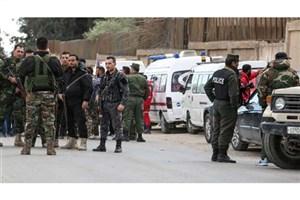 تعدادی از افراد مسلح از غوطه شرقی خارج شدند