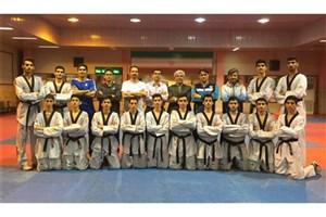 ترکیب تیم تکواندو اعزامی به مسابقات جهانی مشخص شد