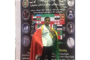 Bushehr IAU Employee Snatches 3 Gold in 2nd Eurasia C'ships
