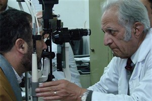 چشم پزشک شیرازی درگذشت