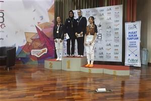 حضور پرقدرت ایران در دومین دوره رقابت های شمشیر بازی دانشجویان آسیا در مالزی