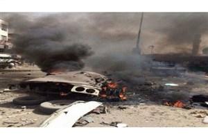 انفجار بمب دست ساز در غرب بغداد