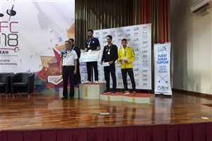 IAU Students Shine in 2018 Asian Junior & Cadet Fencing C'ships