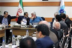کمیسیون دائمی هیات امنا دانشگاه با حضور رئیس دانشگاه آزاد