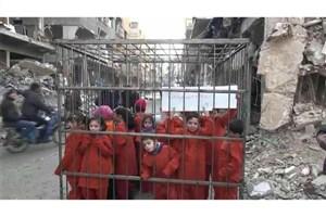 تروریست ها خروج غیرنظامیان از غوطه را با شرط پذیرفتند