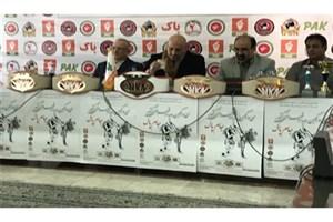حجازی: تلاشمان میزبانی سومین دوره مسابقات جهانی کیک بوکسینگ  است