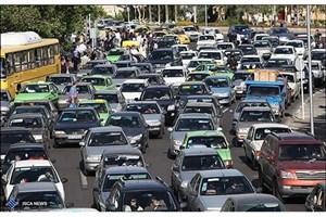 ترافیک روان در ورودی های مشهد