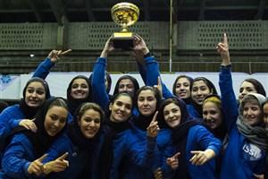 حضور دو تیم بسکتبال بانوان ایران در جام باشگاههای غرب آسیا