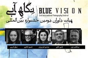 نیکی کریمی در میان داوران جشنواره عکاسی «نگاه آبی»