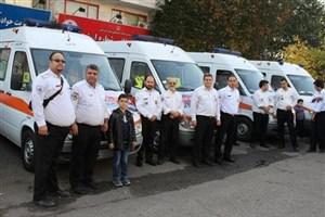 آمادگی 32 پایگاه فوریت پزشکی آذربایجان غربی در چهارشنبه آخرسال
