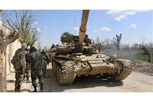 کشف کارگاه تسلیحات شیمیایی در غوطه شرقی توسط ارتش سوریه
