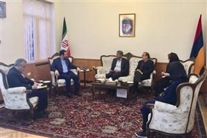 بررسی همکاریهای سه جانبه ایران، هند و ارمنستان