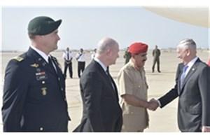 ورود ماتیس به  پایتخت عمان