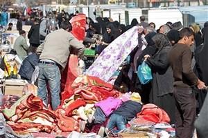 اهدای ۱۰۰ کارت هدیه یک میلیونی به بساط گستران منطقه ۹ تهران