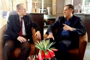 معاون سفیر ترکیه از نیروهای امدادی در حادثه سقوط هواپیما قدردانی کرد