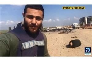 حمله تروریست های جبهه النصره به گروه شبکه پرس تی وی