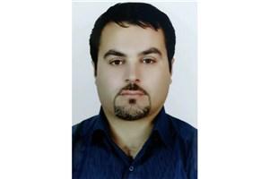 کتاب سیاست های خارجی حمایتگرانه قطراز انقلاب های عربی کارمند واحد بین المللی جلفا چاپ شد