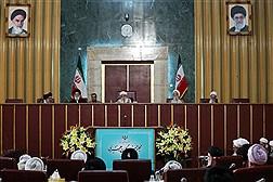 اجلاسیه پنجم مجلس خبرگان رهبری آغاز شد
