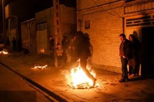 آمار مصدومان چهارشنبه سوری در آذربایجان غربی به ۸۱ نفر رسید