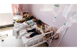 بیماری دیفتری یمن را تهدید می کند