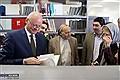 German Ambassador Visits Islamic Azad University / In Photos