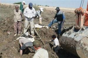 استقبال از پیکر 118 شهید تازه تفحصشده در شلمچه