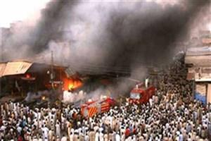 انفجار بمب در پاکستان ۶کشته برجای گذاشت