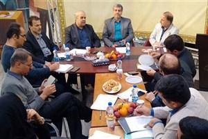 دومین نشست شورای مرکزی خانه مطبوعات کشور برگزار شد
