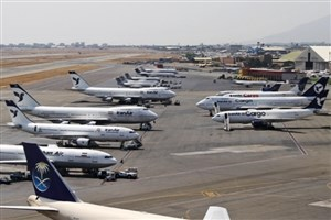 آمادگی فرودگاهها از نظر فنی و عملیاتی