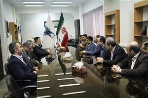 تعامل بیشتر رسانه ملی با دانشگاه آزاد اسلامی گیلان