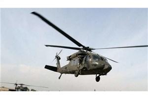 سقوط بالگرد آمریکا در عراق