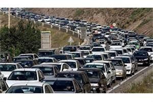 ترافیک سنگین و نیمه سنگین   در 9 جاده کشور/ کدام جاده ها مسدود هستند؟
