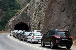 ترافیک نیمه سنگین در خروجی های تهران/ سفرهای نوروزی آغاز شد