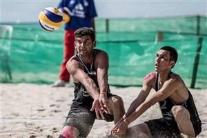 فینالیست شدن ساحلی بازان ایران در مسابقات قهرمانی آسیا