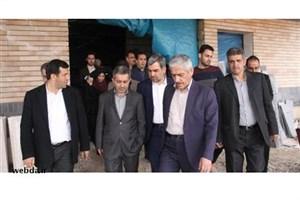 افتتاح پلی کلینیک تخصصی سمنان با حضور معاون درمان وزارت بهداشت