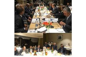 دیدار وزیر بهداشت موریتانی با قائم مقام وزیر بهداشت در امور بین الملل