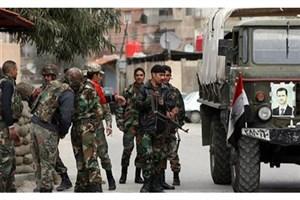 آزادسازی دو منطقه دیگر در غوطه شرقی به دست ارتش سوریه