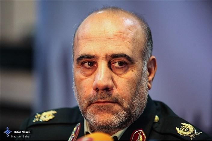بازدید رئیس پلیس مسکو از پلیس فاتب