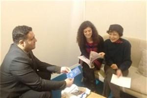 تأکید بر همکاری مشترک ایران و فرانسه در ترجمه آثار ادبی