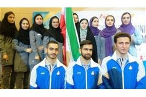 Iran Student Team Shines In 2018 FISU World University Shooting C'ships