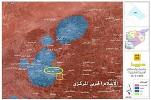 آزادی 80 درصد از غوطه شرقی به دست ارتش سوریه