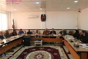 تشکیل آخرین جلسه هم اندیشی سال 96 مشترک هیأت اجرایی دانشگاه آزاد اسلامی اوز