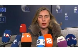 ایران محور گفتگوی مقامات ارشد اتحادیه اروپا و ترکیه