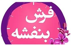 رادیو ایران با «فرش بنفشه» به استقبال بهار می رود