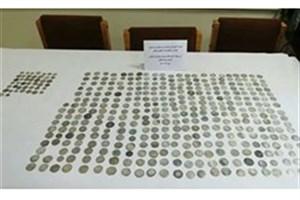 404 قطعه سکه ساسانی، اشکانی و سلوکی در مازندران کشف شد