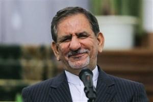جهانگیری آغاز سال 97 را به مردم ایران تبریک گفت
