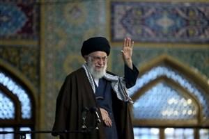جمعی از مسئولان نظام و سفرای کشورهای اسلامی با رهبر انقلاب دیدار می کنند