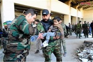 خروج 80 هزار غیر نظامی از غوطه شرقی
