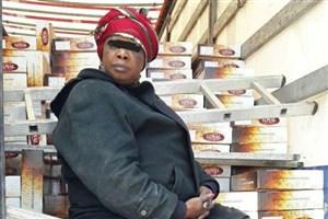کشف قاچاق زن و ۳۶ کیلو تریاک توسط ماموران گمرک + عکس