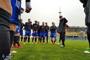 آخرین تصاویر از تمرینات تیم ملی